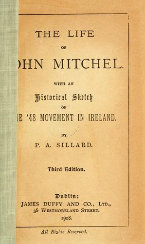 Download The life of John Mitchel
