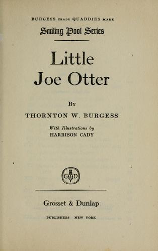 Little Joe Otter