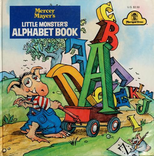 Download Little monster's alphabet book