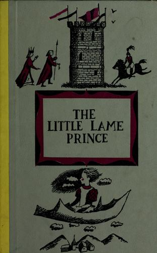 The little lame prince and the adventures of a brownie
