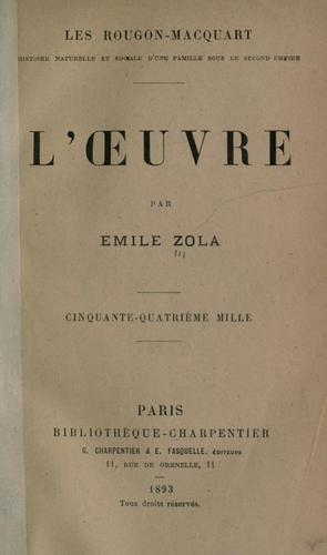 Download L' oeuvre.