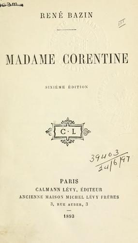 Download Madame Corentine.