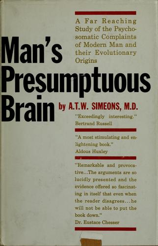Download Man's presumptuous brain