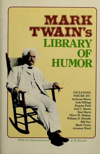 Download Mark Twain's library of humor