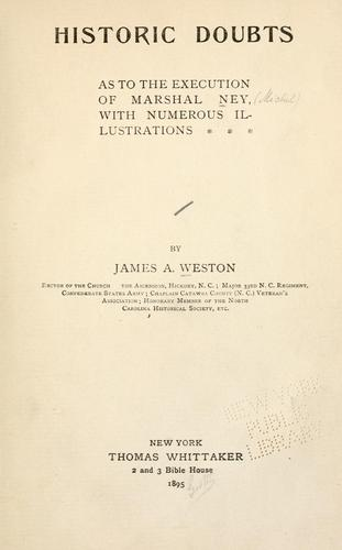 Memoir of the Rev. Charles Nisbet, D.D.
