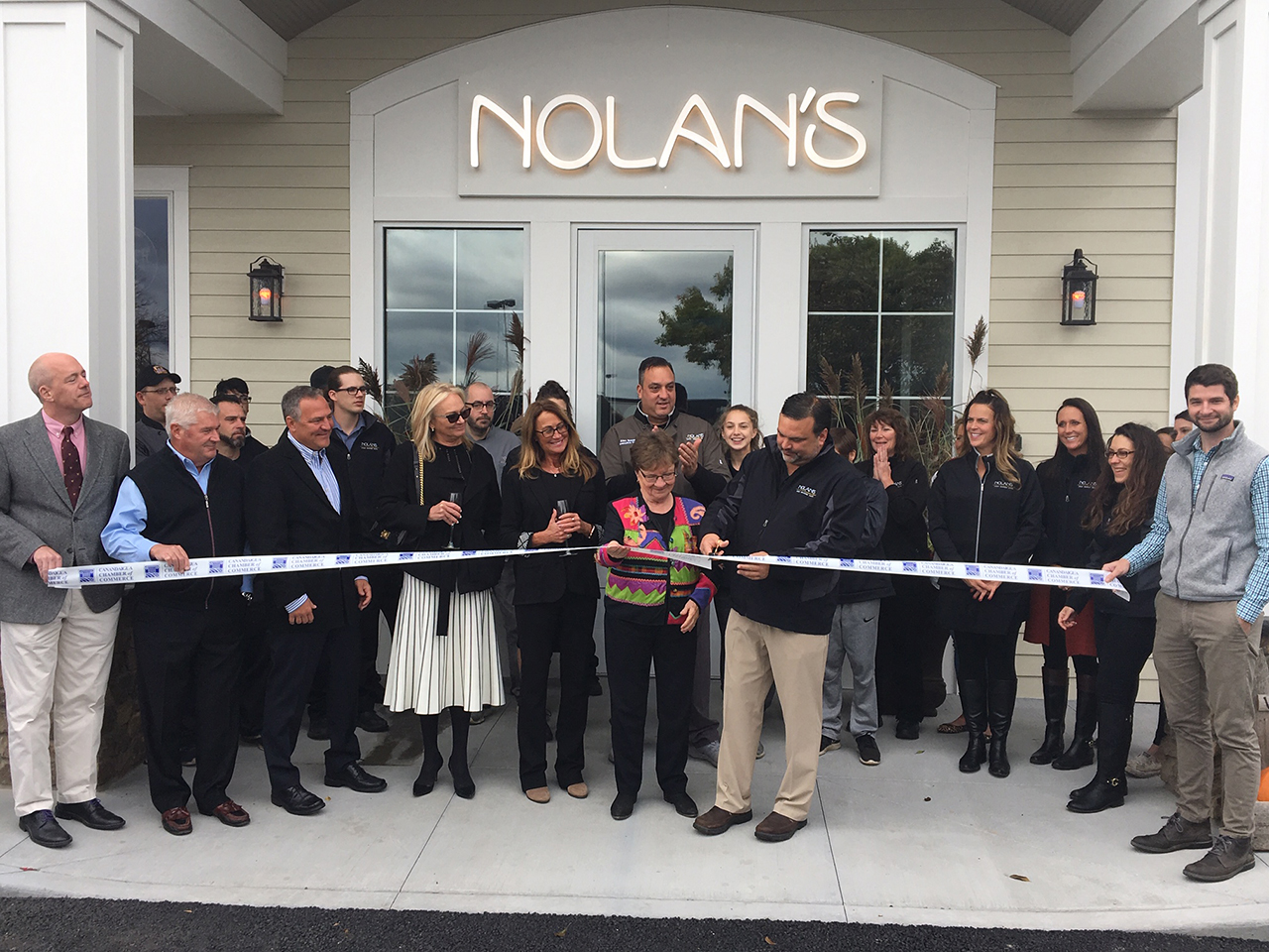 Nolan's on Canandaigua Lake returns to serve the community