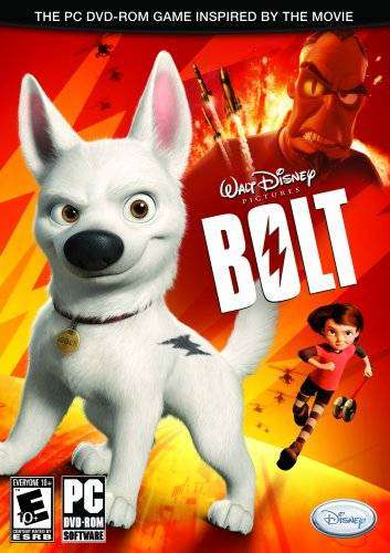 Disney S Bolt 2008 Disney Interactive Studios Free Download Borrow And Streaming Internet Archive