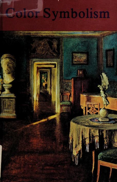 Color symbolism by Adolf Portman ... [et al.]
