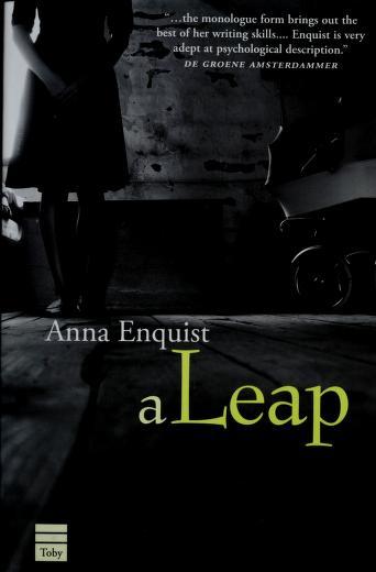 A leap by Anna Enquist