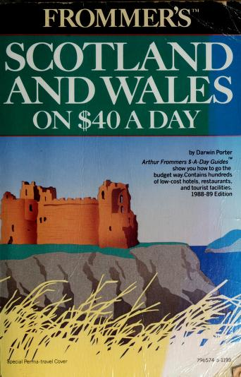 Scotl Wales $40 Dy by Haggart