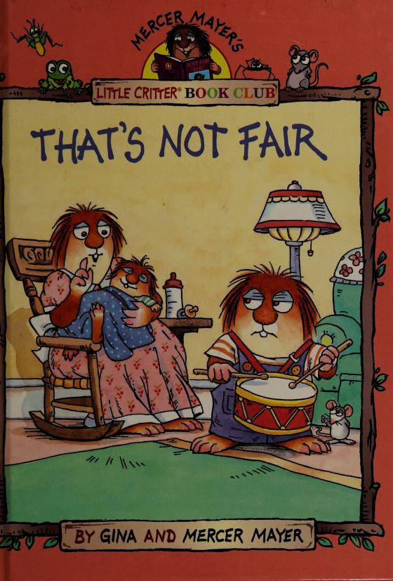 That's not fair by Gina Mayer