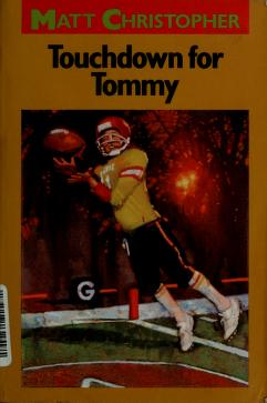 Cover of: Touchdown for Tommy by
