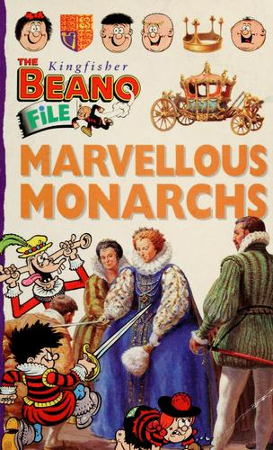 Marvellous monarchs by Rosie McCormick